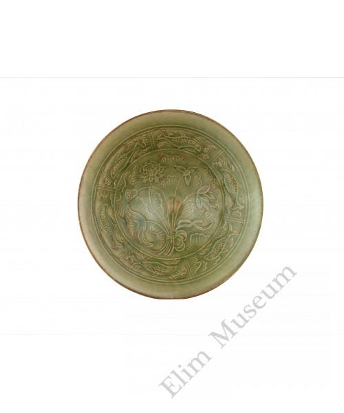 1204 A Yao-Zhou ware bowl