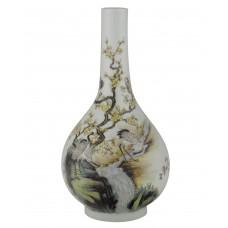 1333 A Yang-cai gall-bladder vase